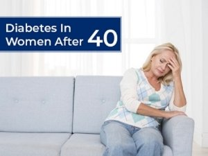 How Does Diabetes Affect Women Over The Age Of 40