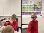 Year Old Colour Blind Boy Gets Emotional After He Sees Colour