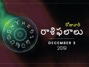 Daily Horoscope December 3