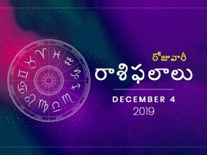 Daily Horoscope December 4