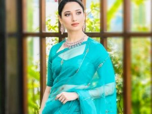 Tamanna Birthday Special Top 10 Latest Tamanna Saree Looks That We Absolutely Love