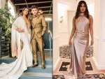 Stylish Priyanka Chopra Jonas With Nick Jonas At Grammy
