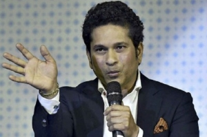 Sachin Tendulkar Shares A Heartwarming Video Of Differently Abled Boy Playing Cricket