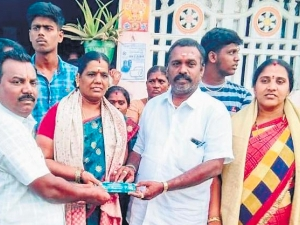 Wives 2 Wins In Panchayat Elections Man Basks In 2nd Hand Fame