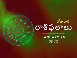 Daily Horoscope January 25