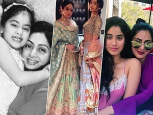 Sridevi Death Anniversary Janhavi Remembers Mother With A Touching Pic