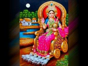 Reasons For Sacred Bird And Goddess Lakshmi Vahana