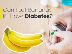 Can A Diabetic Eat Bananas
