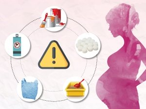 These Household Items May Be Toxic For Your Unborn Baby