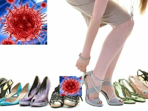 Coronavirus Can Spread Through Your Shoes Says Study