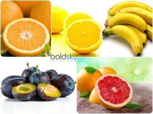 Ten Fruits As Hair Packs For Dry Scalp
