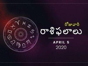 Daily Horoscope April 5 2020