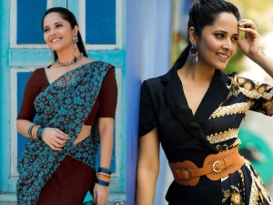 Jabardasth Anchor Anasuya Reveals Her Beauty Fashion Secrets