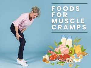Foods That Can Help Ease Muscle Cramps