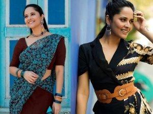 Jabardasth Anchor Anasuya Reveals Her Beauty Fashion Secrets