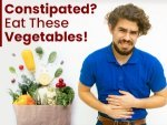Vegetables To Relieve Constipation