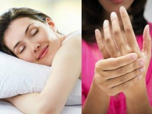 Causes Of The Arms Falling Asleep At Night