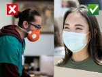 Covid 19 Centre Warns Against Use Of N95 Masks With Valved Respirators