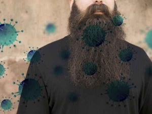 A Grown Beard Can Increase Risk Of Covid 19 Transmission