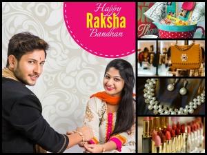 Raksha Bandhan Gifts For Sister