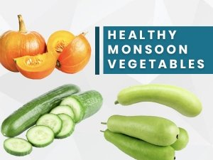 Healthy Vegetables To Eat During Monsoon
