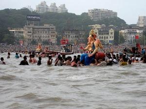 Safety Precautions During Ganesh Visarjan In Telugu