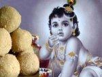 Janmashtami Special Easy Recipe Of Coconut Laddu In Telugu
