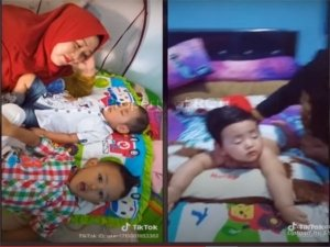 A Lady Gave Birth To A Child Without Physical Contact With The Men