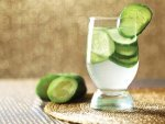 Great Benefits Of Drinking Cucumber Water In The Morning