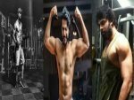 Tollywood Heroes Workouts During Lockdown Period