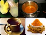 Turmeric Tea Vs Ginger Tea What Is Better For Weight Loss