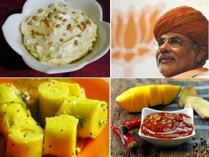 Pm Narendra Modi S Favourite Foods In Telugu