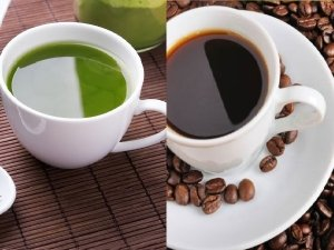 Green Tea Vs Black Coffee What Is Better For Weight Loss