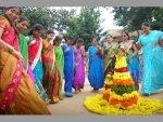 How To Celebrate Bathukamma Festival