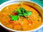 Plain Kurma Recipe In Telugu