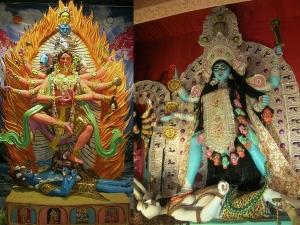 Navaratri Special Difference Between Kali Mata And Durga Devi In Telugu