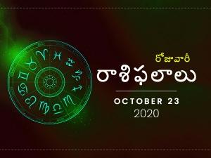 Daily Horoscope October 23 2020