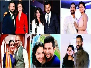 Girlfriends And Wives Of Ipl Cricketers