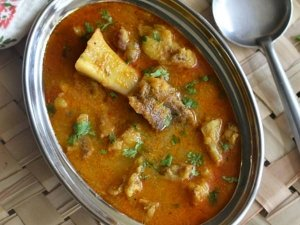 Madurai Style Mutton Salna Recipe In Telugu