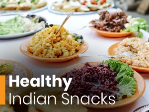 Here Are 5 Healthy Indian Snacks That Can Help You Burn Fat