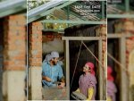 Couple Recreates Scenes From House Construction In Pre Wedding Photoshoot