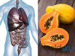 Papaya Diet For Flat Stomach In Telugu