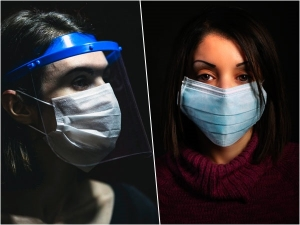 Why Plastic Face Shields Aren T A Safe Alternative To Cloth Masks