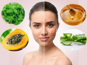 Home Remedies For Clear And Glowing Skin In Telugu