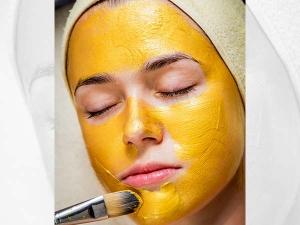 Way To Use Turmeric For Skin Care In Telugu