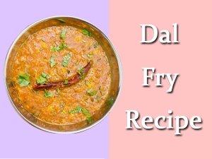Dal Fry Recipe In Telugu
