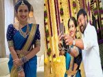 Niharika Konidela Pre Wedding Saree Styles In Telugu