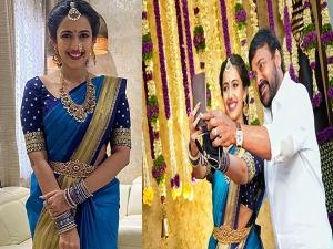 Niharika Konidela Pre Wedding Saree Styles In Telugu