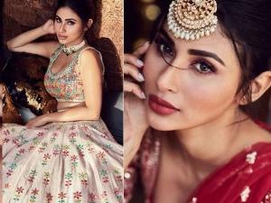 Mouni Roy Makeup Tips For Glowing Skin In Telugu