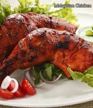 Malaysian Chicken Recipe